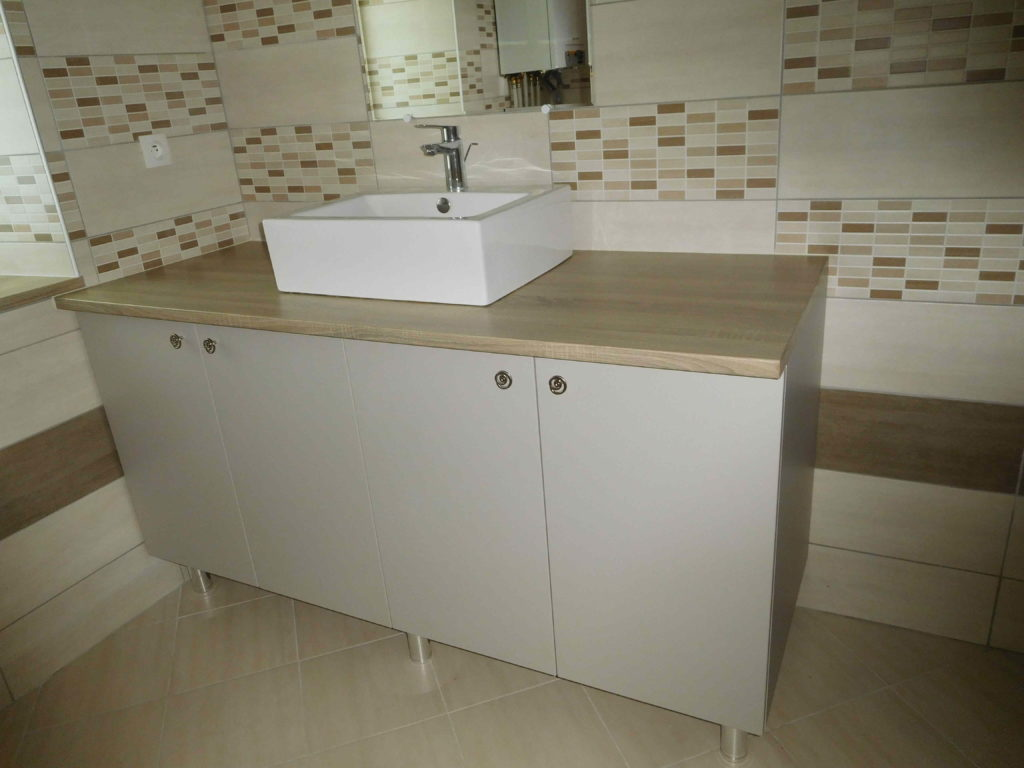 vasque rectangle
