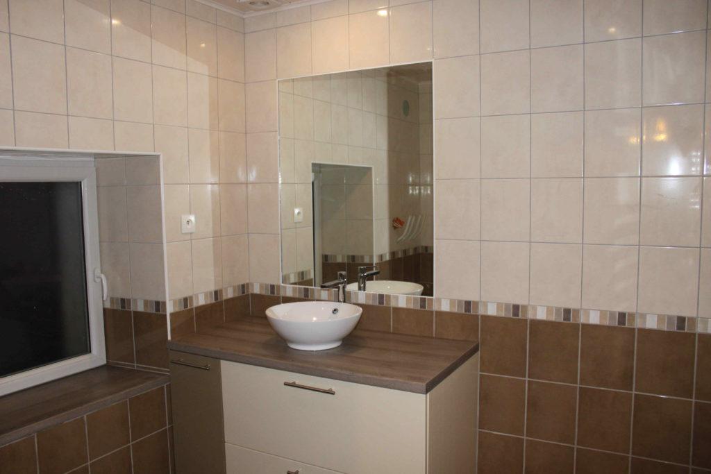 meuble à tiroir salle de bain